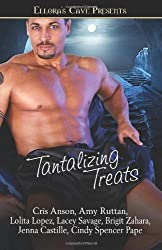 Tantalizing Treats by Chris Anson (2008-11-19)