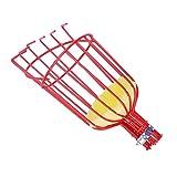 GeKLok Raccogli frutta raccolto Tool kit basket Head, Come da immagine, 34.5x14.5cm/13.58x5.71inch
