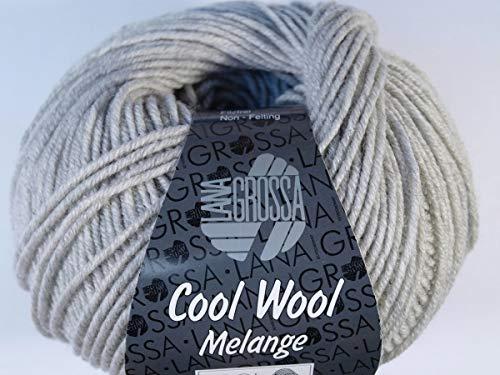 ol Wool 2000 443 Hellgrau melange ()