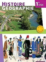 Histoire - Géographie 1re ST2S - Livre élève - Ed. 2012