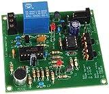 Velleman 840277 Geräuschschalter, Klatschschalter, 12V DC, MK139, Mini-Kit