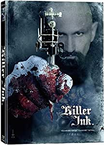 Killer Ink - Dein erstes Tattoo wirst du nie vergessen - Mediabook - Limited Collector's Edition (+ DVD) [Blu-ray]