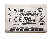 Fujifilm NP-50 - Batería de Litio para cámaras Fujifilm (Li-Ion, 1800 mAh)