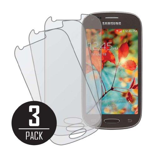 Empire MPERO Sammlung 3 Packung von Matte Anti-Glare Displayschutzfolie Film for Samsung Galaxy Light T399 (T399 Samsung Für Cover)