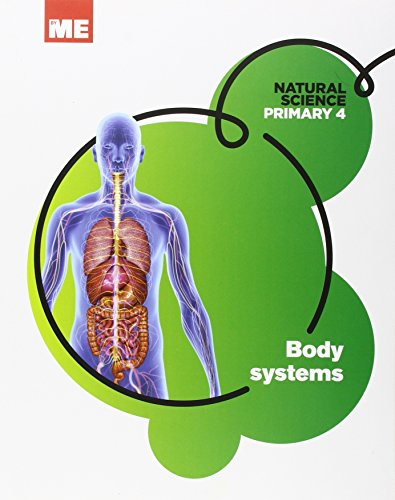 Natural Science Modular 4 Body systems (CC. Naturales Nivel 4) - 9788416380848