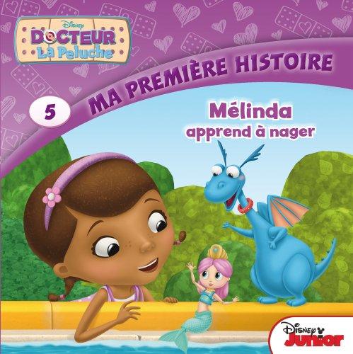 Docteur La Peluche, Tome 5 : Mélinda apprend à nager