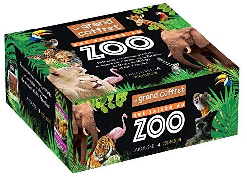 Une saison au zoo - Le grand coffret par