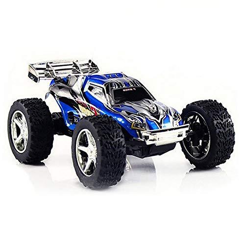 SGOTA RC Auto 2WD Maßstab 1:32 Fernsteuerung, elektrisch, ferngesteuert, Hochgeschwindigkeitsrennauto blau