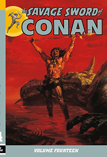 The Savage Sword of Conan Volume 14
