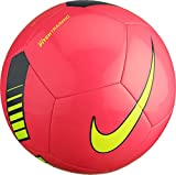 Nike nK Ptch Train Ballon, unisexe adulte, Nk Ptch Train, Multicolore - rose/noir (Hyper Pink / Black / Volt)