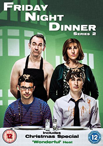 Friday Night Dinner - Series 2 [UK Import] (2014 Comedy-serie Beste)