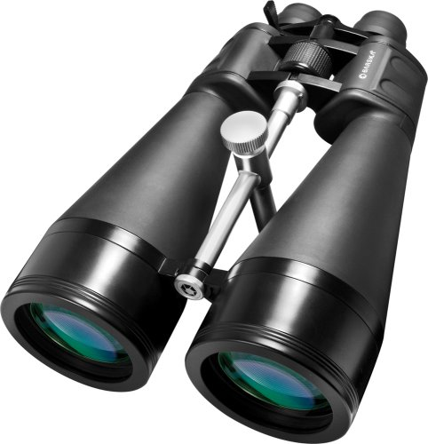 Barska Gladiator 25–125x 80Zoom Fernglas (grün Objektiv, braced-in Stativ Adapter) (Gladiator-ausrüstung)