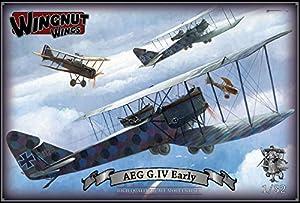 Wingnut Wingnut 32034 - Juego de Accesorios para Modelos AEG G.IV Early (Escala 1:32)