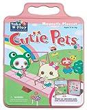 Parche 618 Actividad Tin-Cutie Pets-Pack de 2