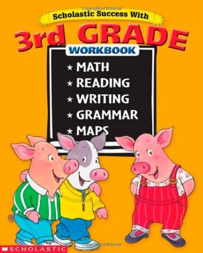 Scholastic Success With 3rd Grade Workbook by Terry (Editor) Cooper (2003-06-01)