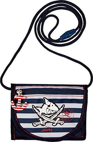 Spiegelburg 14201 Brustbeutel Capt'n Sharky Hai