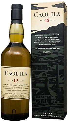 Caol Ila Islay Malt 12 yo...