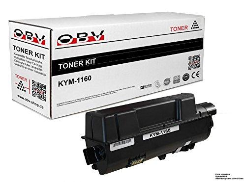 Preisvergleich Produktbild Kompatibler Toner ersetzt Kyocera TK-1160 / 1T02RY0NL0 schwarz 7200 Seiten