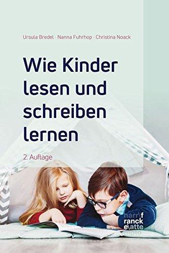 Wie Kinder lesen und schreiben lernen (Lesen Kinder)