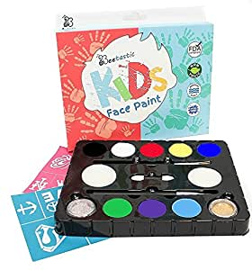 Face paints for kids uk 39 s favorite kids toys premium for Face paints supplies