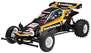 Tamiya Hornet - Radio-Controlled (RC) Land Vehicles (Cochecito de Juguete)