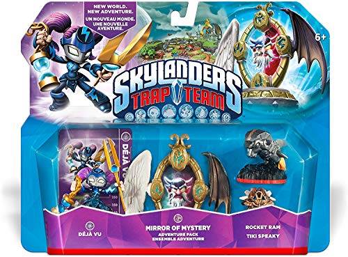 Skylanders Trap Team: Mirror of Mystery Level Pack, Mirror of Mystery
