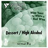 Best Wine Yeasts - Youngs Brew Wine Yeast For White & Red Review