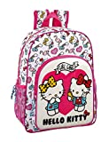 Hello Kitty Mochila Grande Adaptable a Carro