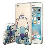 Apple iPhone 6/ 6s Étui HCN PHONE Coque silicone TPU Transparente Ultra-Fine Dessin...