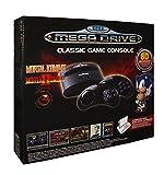 Import - Consola Retro Sega Mega Drive Wireless Ed Mortal Kombat (80)