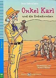 Onkel Card und die Erdmännchen : Niveau 3 - A1.1 (1CD audio)