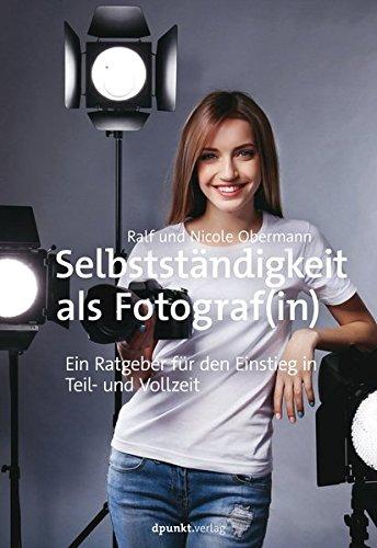 Selbstständig machen für Fotografen Buch-Cover