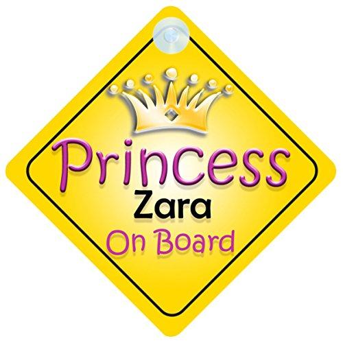 princesse-zara-on-board-panneau-voiture-fille-enfant-cadeau-bebe-cadeau-002