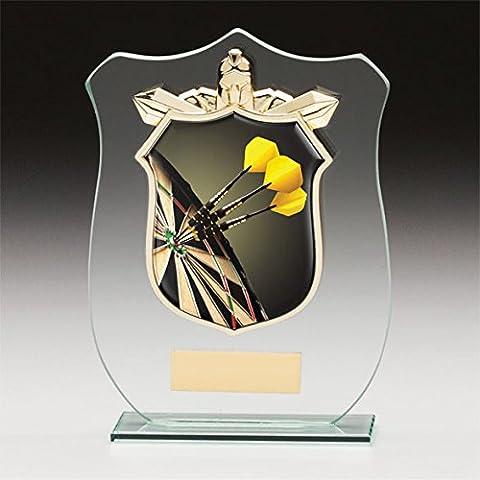 Darts Trophy,Titans Award 120mm,FREE Engraving