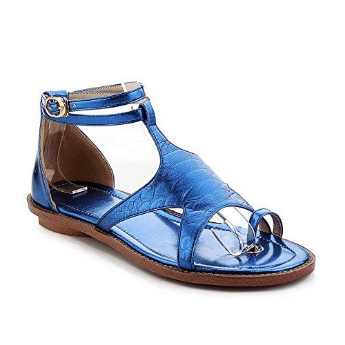1TO9, Sandali donna Blu