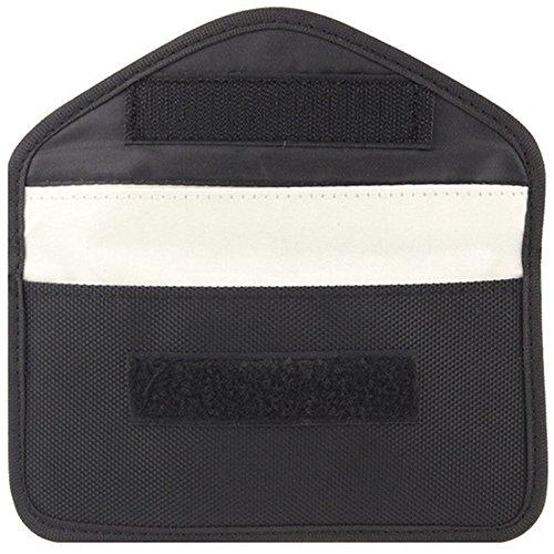 Interesting Mobile HF-Signal Blocker/Jammer Anti-Radiation Shield Case Tasche Handytasche für große Handy - L