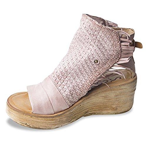 """Sandaletten """"528014"""" für Damen - von A.S.98 - in zwei Farben Freizeit Abend Frühling-Sommer 2017 Antico/bambu"""