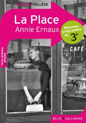 La Place par Annie Ernaux