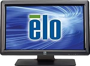 Elotouch E107766 55,9 cm (22 Zoll) widescreen TFT-Monitor (LED, DVI, USB, VGA, 5ms Reaktionszeit) schwarz