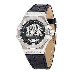 Reloj para Hombre, Colección Potenza, de Acero, Cuero – R8821108038