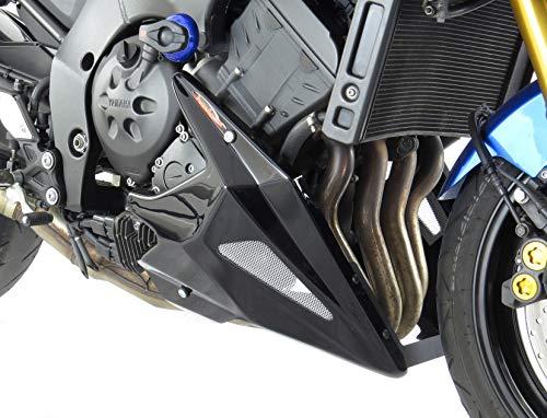 Quilla con malla para moto Yamaha FZ-8N 10-15/FZ-8 FAZER 10-15, color plateado...