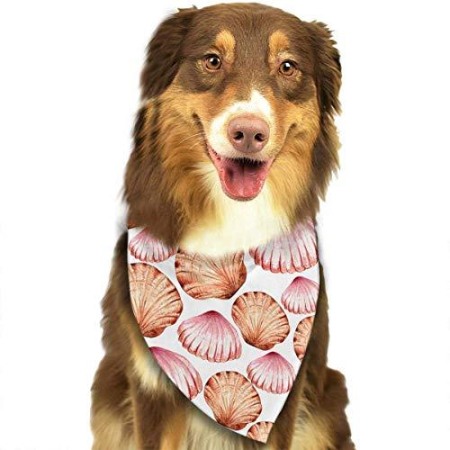 Hipiyoled Multi farbiges Muschel-Muster-stilvolle Nette lustige Party-Mädchen-Jungen-Hundebandana - Adler Jungen Kostüm