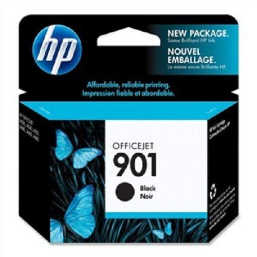 HP - 901 Officejet Tintenpatrone, schwarz, 15 bis 32 °C, 30g