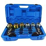Universal Press y saque el casquillo de cojinete Kit Instalador Removedor 26pcs Bergen
