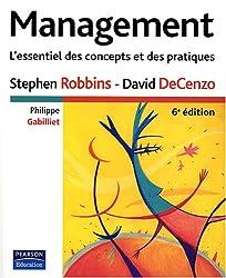 Management 6 ed. l'essentiel des concepts et des pratiques