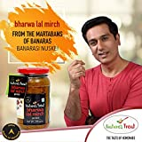 #8: Nature's Treat Bharwa Lal Mirch Pickle 450Gms