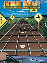 Fretboard Roadmaps: The Essential Guitar Patterns That All the Pros Know and Use (Guitar Techniques) by Fred Sokolow (1993-08-01)