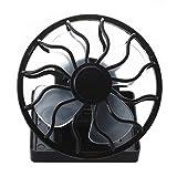 Casquette Chapeau de sport ventilateur ventilateur de poche Énergie solaire avec clip