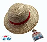ONE PIECE CAPPELLO MONKEY D LUFFY TAGLIA ADULTO COSPLAY