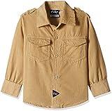 Little Kangaroos Baby Boys' Shirt (PL104...